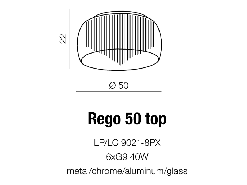 REGO 50 TOP